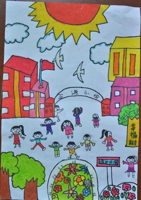 正源学校第二届学生美术作品展